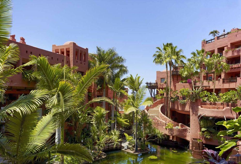Foto: El hotel Ritz Carlton Abama de Tenerife es como la isla, pura exuberancia y lujo. (Foto: Matthew Shaw)