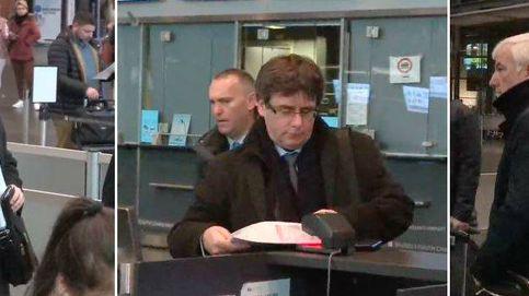 Puigdemont vuela ya a Copenhague junto a Matamala y en contra de sus abogados