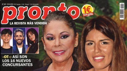 La difícil relación de Pantoja y su hija y la depresión de Mercedes Milá