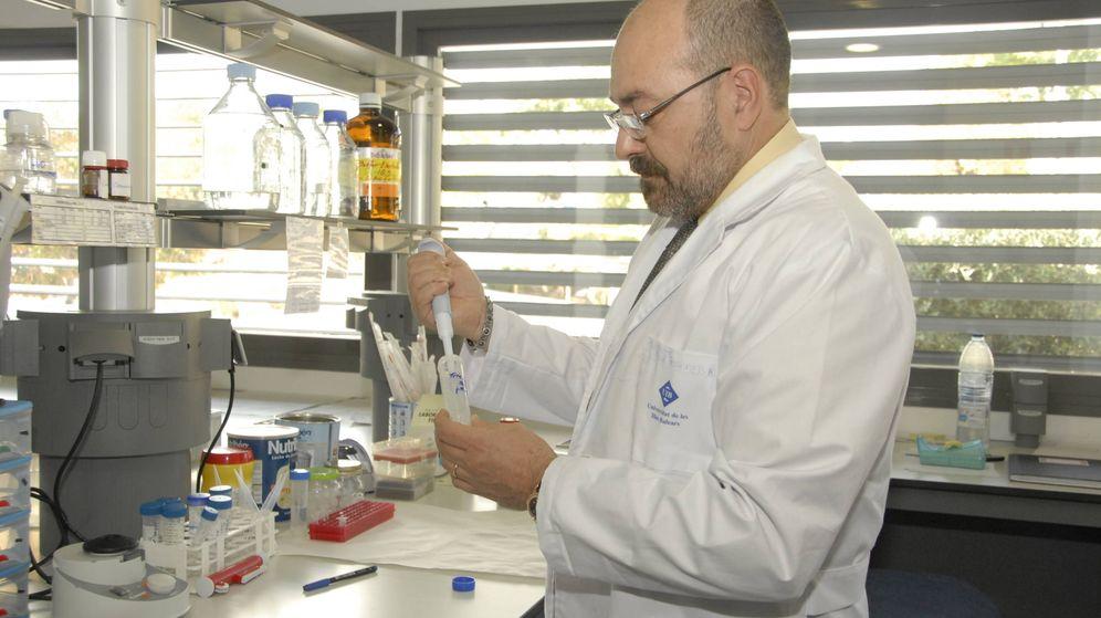 Foto: Pablo Escribá, uno de los profesores de la Universidad de las Islas Baleares acusado de vender medicamentos falsos