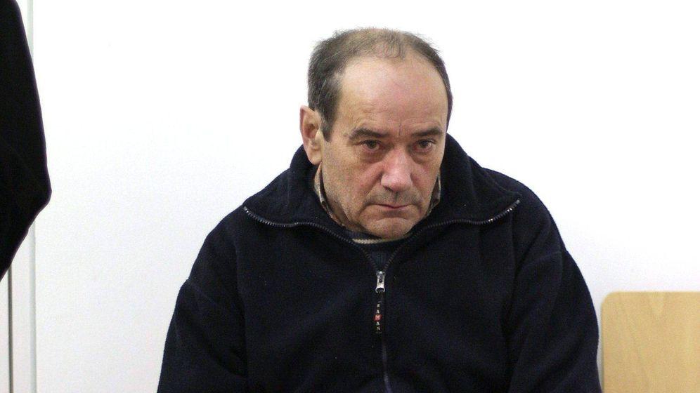 Foto: José Carnero, conocido como 'O Chucán', acusado de la muerte de Pilar Palacios en Ourense. (Efe)