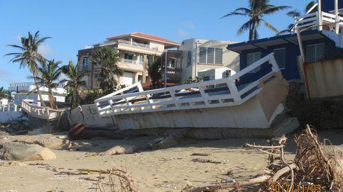 Puerto Rico pierde las dunas tras el huracán María