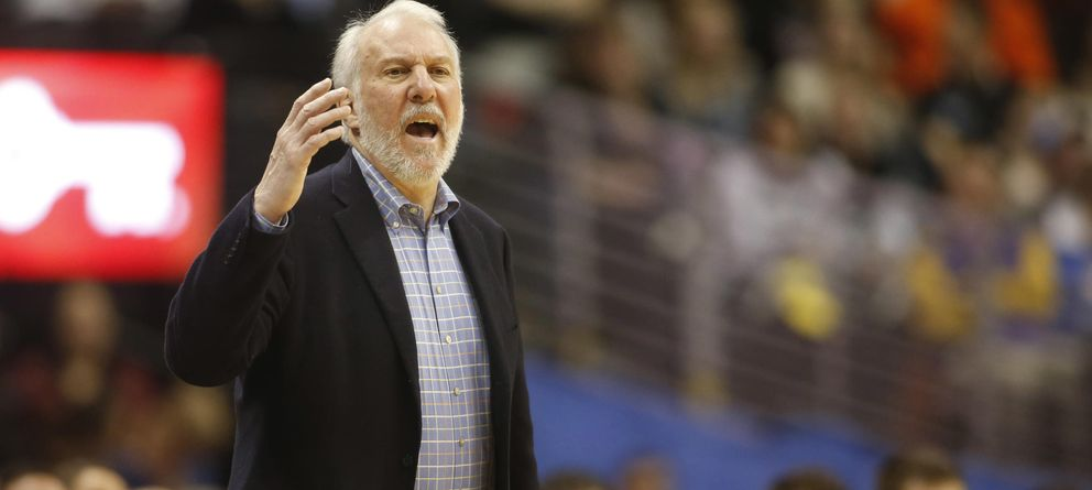 Gregg Popovich hace historia en la NBA tras lograr 1.000 triunfos con los Spurs