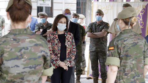 Un sargento positivo y más de 30 aislados en el acuartelamiento de San Fernando (Cádiz)