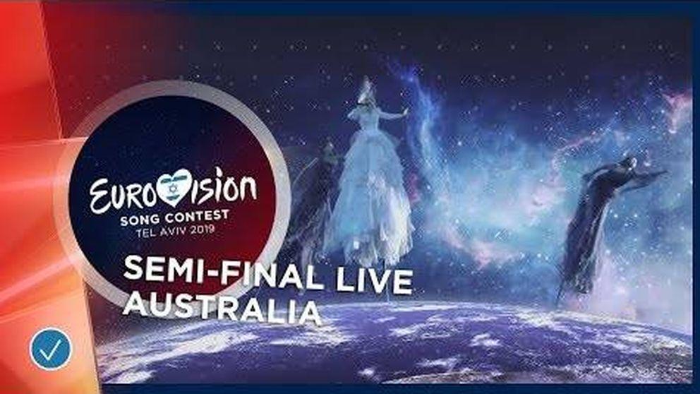 Esta es la canción que Australia lleva a Eurovisión: 'Zero Gravity', interpretada por Miller-Heidke