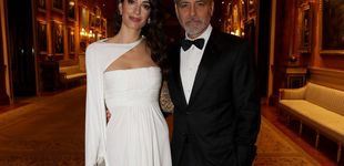 Post de Los Clooney, de defensores de Meghan Markle a invitados del príncipe Carlos