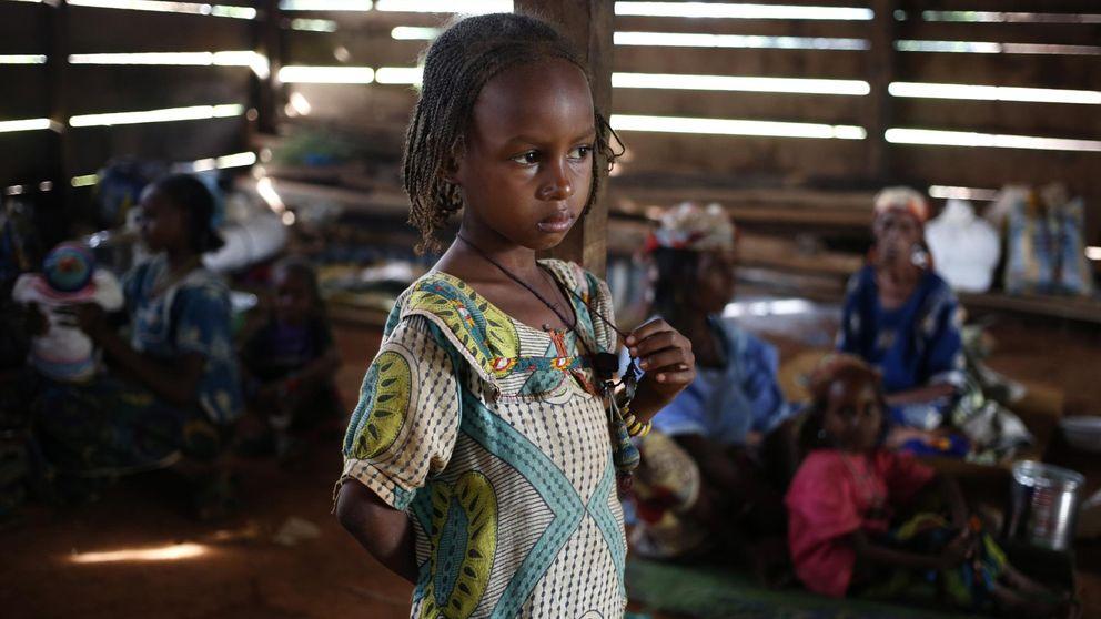 Violadas con la ley en la mano: las niñas casadas de la República Centroafricana