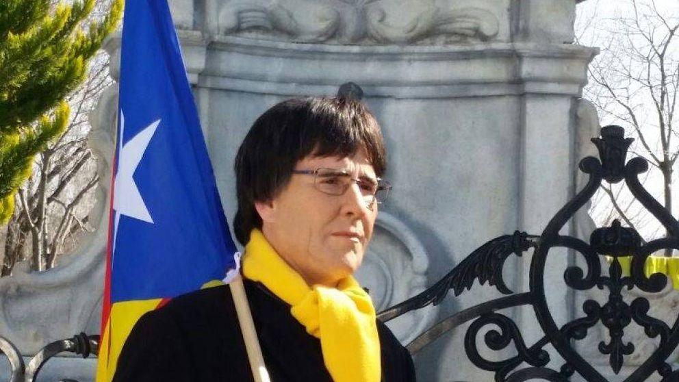 Joaquín Reyes cuenta su sustico con la policía tras confundirle con Puigdemont