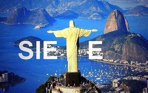 La goleada de Alemania a Brasil en 'memes'
