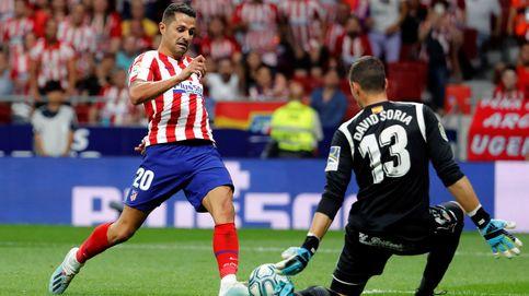 Leganés - Atlético de Madrid en directo: resumen, goles y resultado