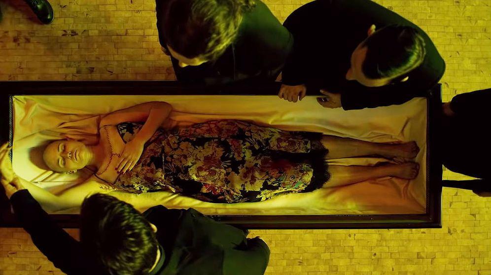 Foto: Imagen de la serie 'El perfume'. (Netflix)