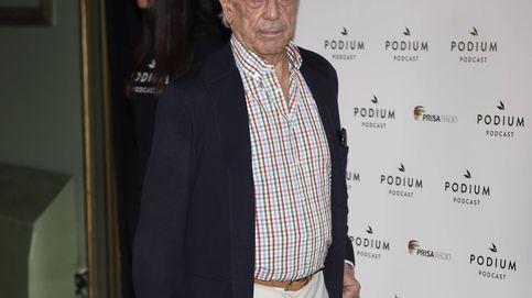 Mario Vargas Llosa hace balance de su primer año con Isabel Preysler