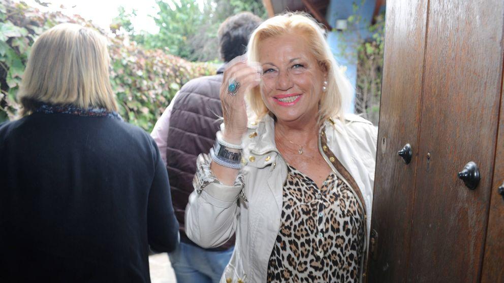 Mayte Zaldívar sale de la cárcel con contrato de trabajo para cuidar a su nieta