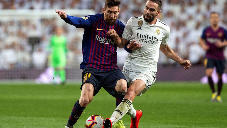 Foto: Real Madrid y FC Barcelona son dos de los clubes que firman la carta de la ECA. (EFE)