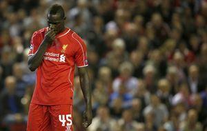 El Liverpool se empieza a hartar del díscolo Mario Balotelli
