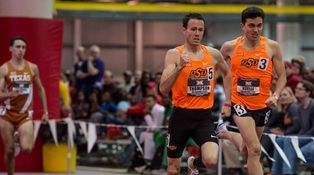 El prometedor atleta mormón que fue misionero y nunca corre en domingo