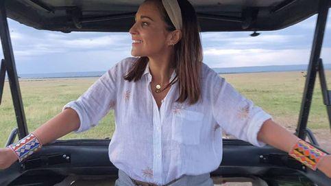 Paula Echevarría: las diademas son su complemento estrella para un día de pelo rebelde