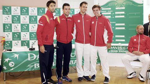 Así vivimos en directo la Copa Davis: Verdasco-Nadal/Kromann-Nielsen