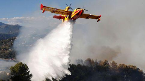 Así lucha Francia contra los incendios en el sur