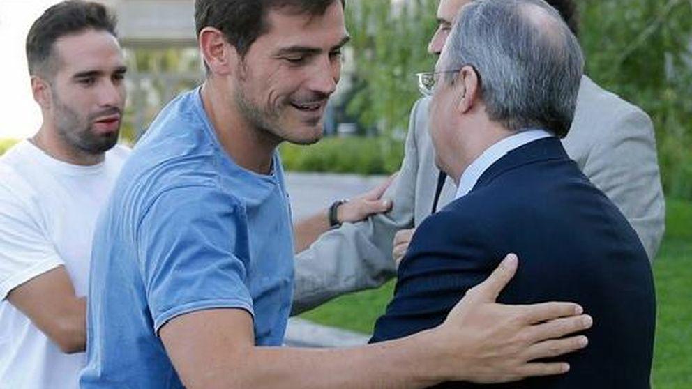 Florentino despilfarra el dinero para echar a Iker Casillas y no fallar a De Gea