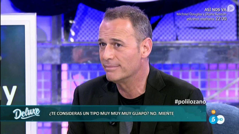 Carlos Lozano: Nunca vi a Juan Camus con ninguno de los profesores gais de 'OT