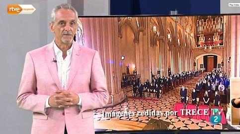 RTVE se justifica tras no emitir la misa funeral por las víctimas de coronavirus