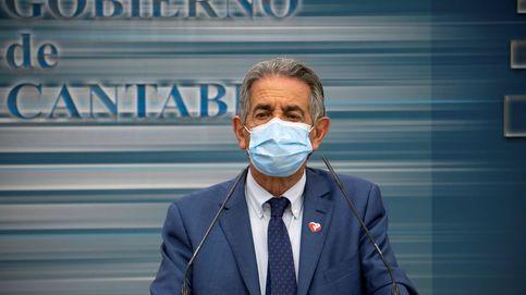 Revilla pide vacunarse con AstraZeneca pese a tener 78 años, pero se lo deniegan
