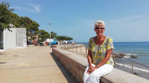Sue Wilson, la británica que desafía al Brexit y a Theresa May desde Alcossebre
