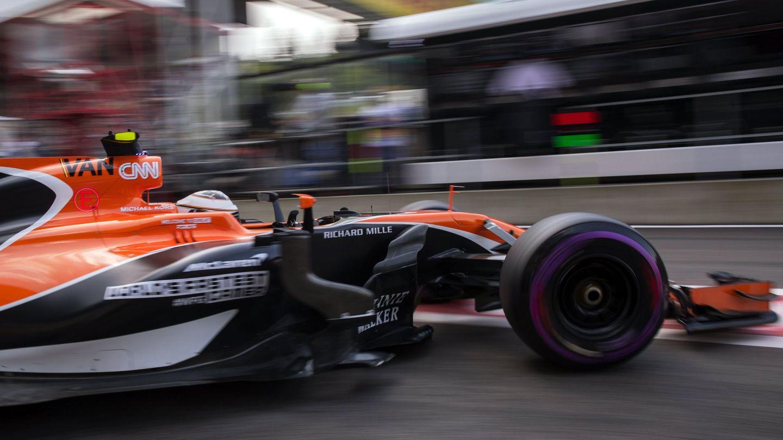 Las mejoras en McLaren deben evaluarse a lo largo de la temporada. (EFE)
