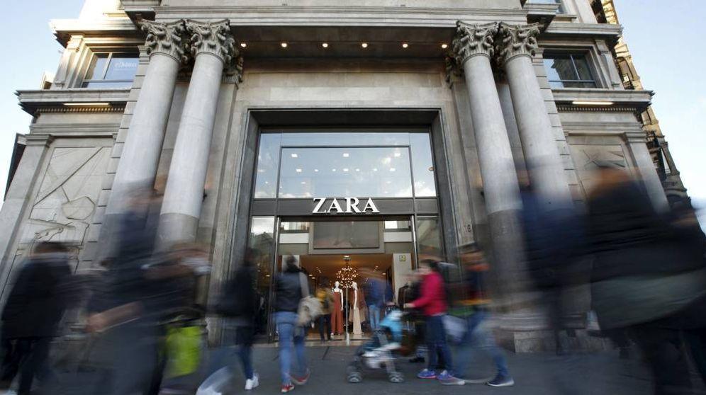 Foto: Fachada de una tienda de Zara. (Reuters)