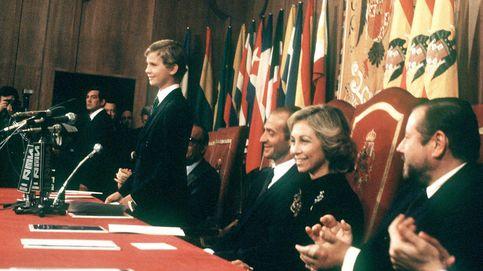 Felipe de Borbón: su primer discurso siendo aún Príncipe de Asturias