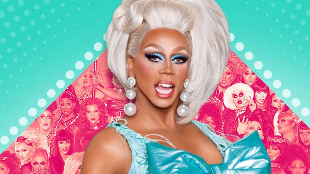 Promo del programa 'RuPaul: Reinas del drag' de TEN
