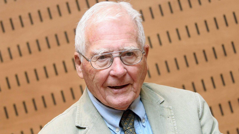 El científico inglés James Lovelock. (EFE)