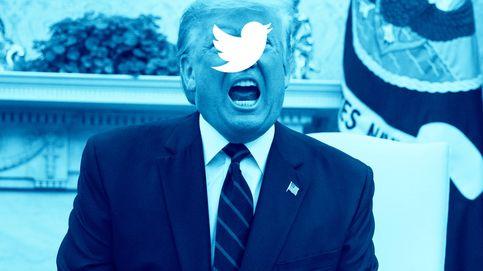 Twitter pone a Trump en el punto de mira de su método anti 'fake news' por primera vez
