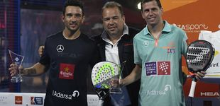 Post de Así fue la espectacular final del Miami Masters del World Padel Tour