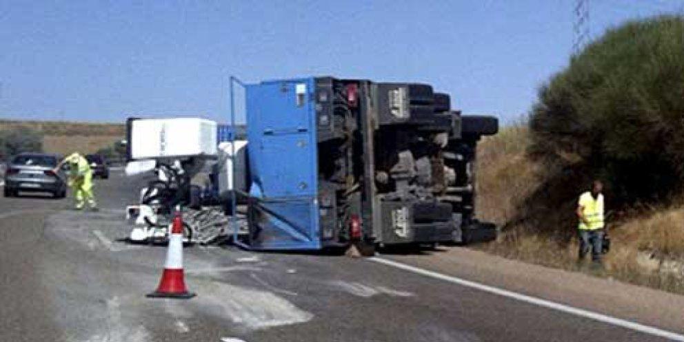 Foto: El verano acaba con 364 muertos en la carretera, la cifra más baja desde 1962