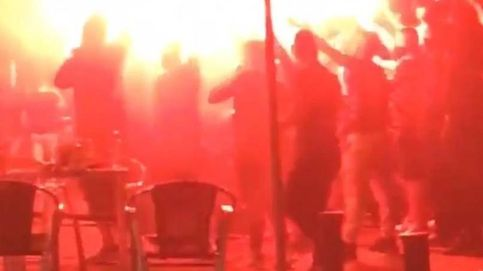 Los ultras manchan la final de Copa: 23 Boixos detenidos por incidentes