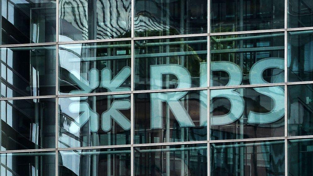 Foto: Edificio de Royal Bank of Scotland (RBS). (Efe)