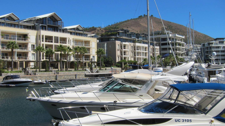 Un puerto recreativo en Sudáfrica. (J.B.)