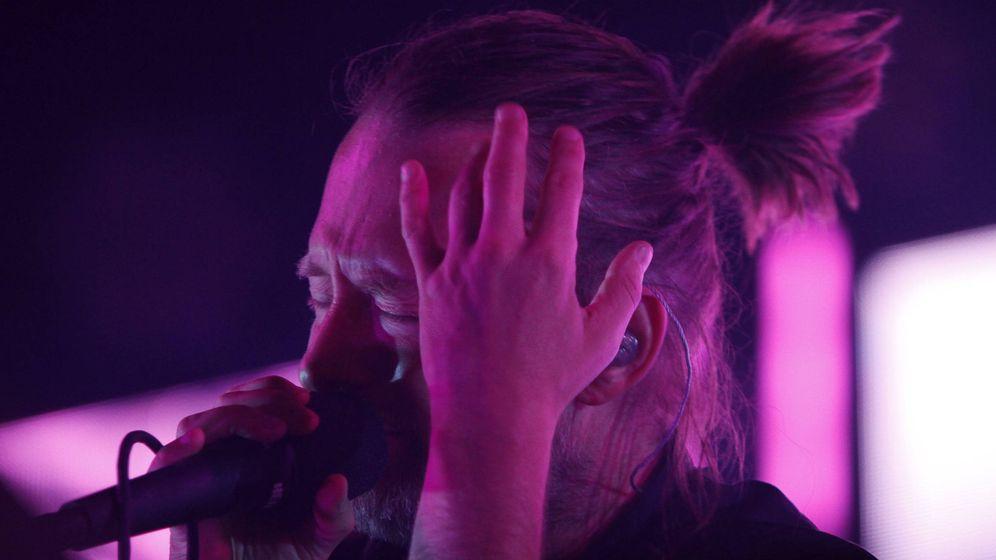 Foto: Thom Yorke, cantante de Radiohead, uno de los artistas más críticos de Spotify. (Foto: Reuters)