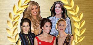 Post de De Kate Middleton a Máxima: las 10 royals más elegantes de este 2016
