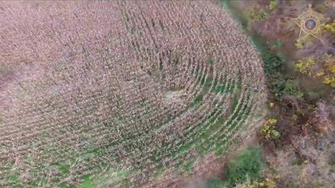 Localizan a una anciana perdida gracias a un dron