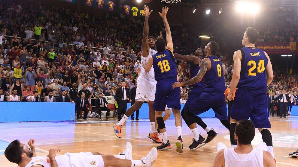 El fallo del Real Madrid sobre la bocina: habrá cuarto partido en la final ACB