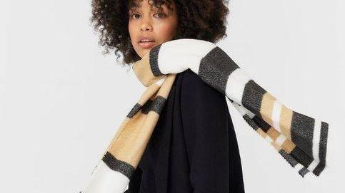 Estas bufandas de Stradivarius serán la pareja ideal de tus abrigos esta temporada y hay pruebas