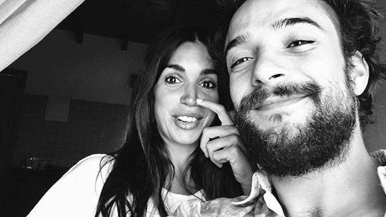 Elena y Gonzalo, en una imagen de Instagram.