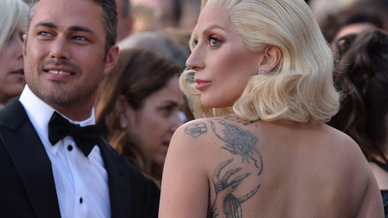 Foto: Lady Gaga y Taylor Kinney en una imagen de archivo (Gtres)