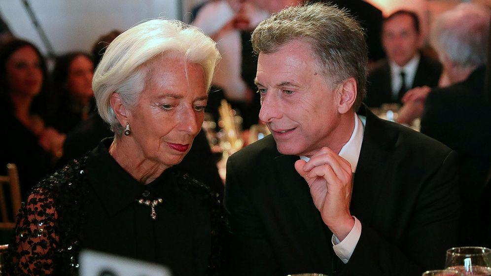Foto: Los inversores huyen de Argentina ante una posible reestructuración de la deuda