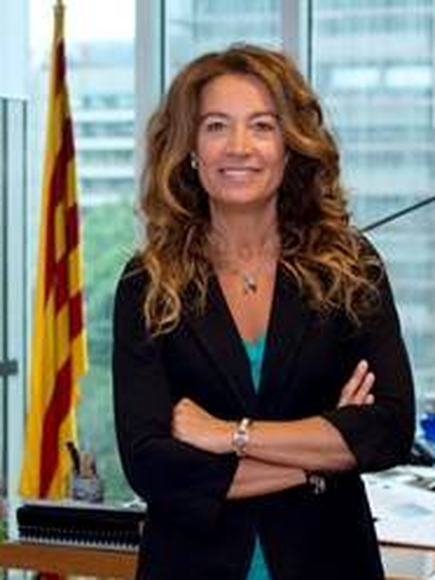 Assumpta Farran, directora del Instituto Catalán de Energía. (gencat.es)