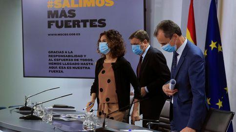 El Gobierno no esperará a las catalanas para atraer a ERC para los Presupuestos