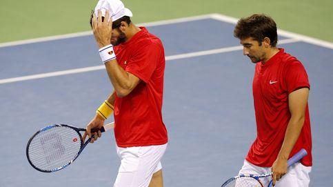Feliciano y Marc López dan esperanzas de remontada a Rumanía en la Davis
